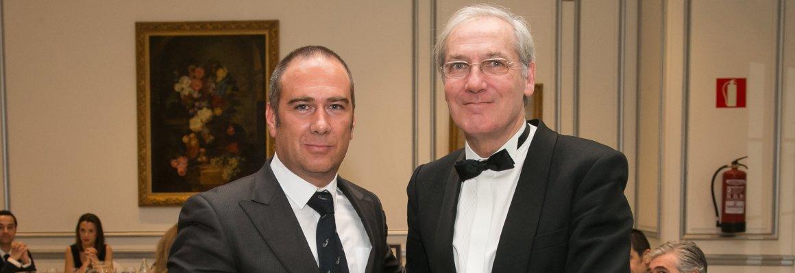 José Carlos de la Torre, antiguo alumno MBA EXE, Medalla de Oro Foro Europa 2001