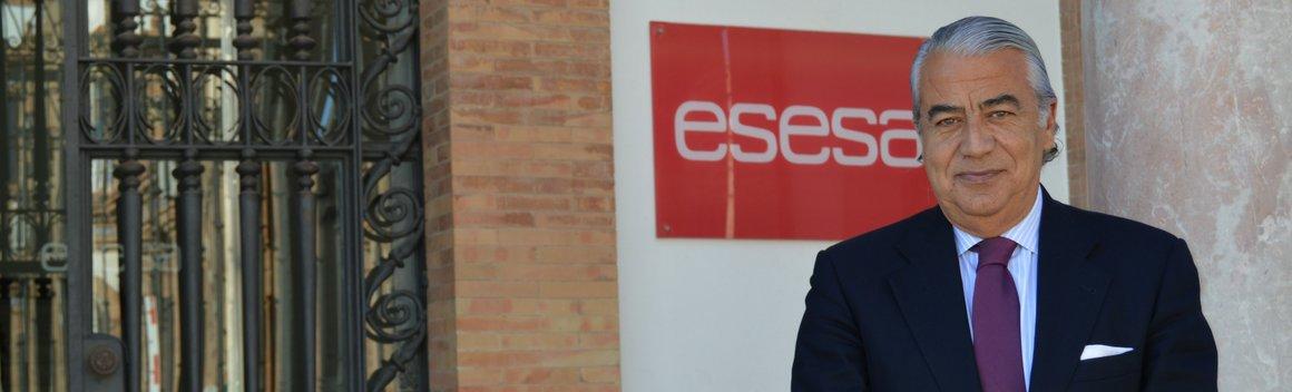 Conociendo a Esteban Salmerón, el nuevo director comercial de ESESA