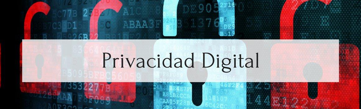 Privacidad digital por José Antonio Ruiz-Milanés