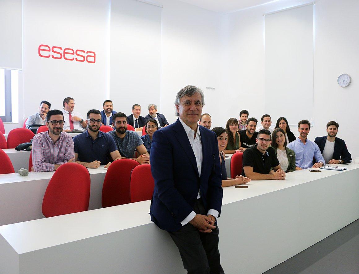 -Enfoca, Diferencia y Simplifica-. Josep Maria Martinez Ribes, CEO de Bella Aurora Labs.