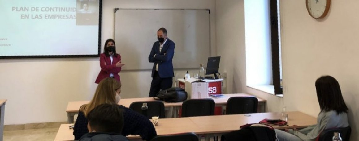 Plan de Continuidad en el MBA con Francisco Barrionuevo de Novaschool